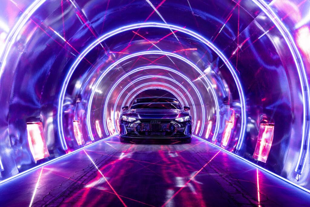 Audi e-tron GT galleria colori