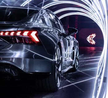 Audi e-tron GT, emozione elettrica