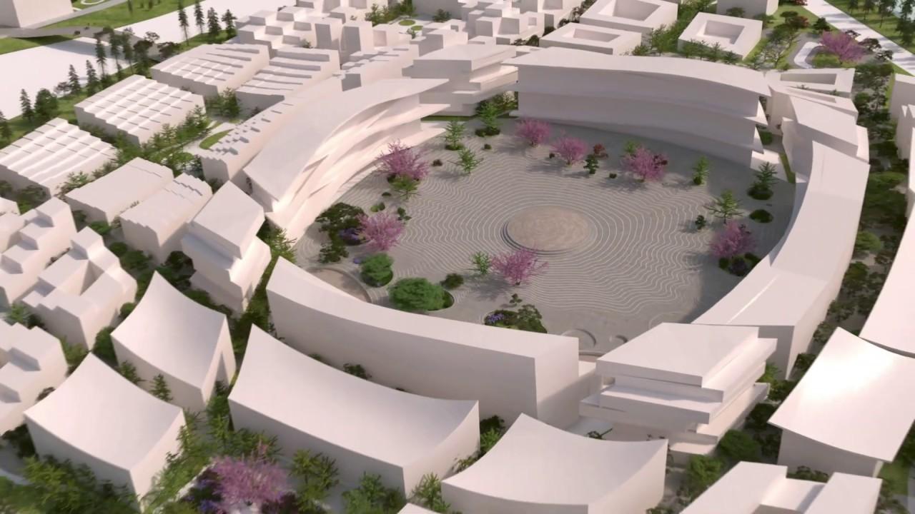 In Giappone nasce Woven City, città laboratorio per le tecnologie del futuro