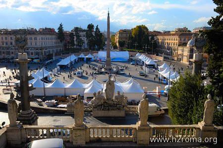 H2Roma Piazza del Popolo