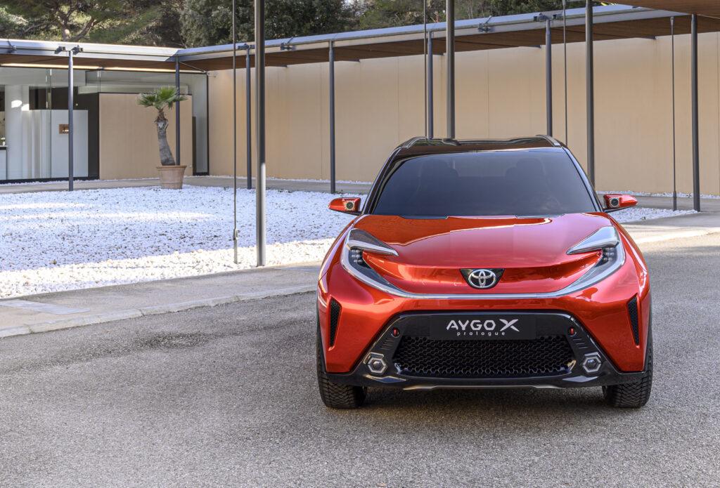 Toyota Aygo X avanti