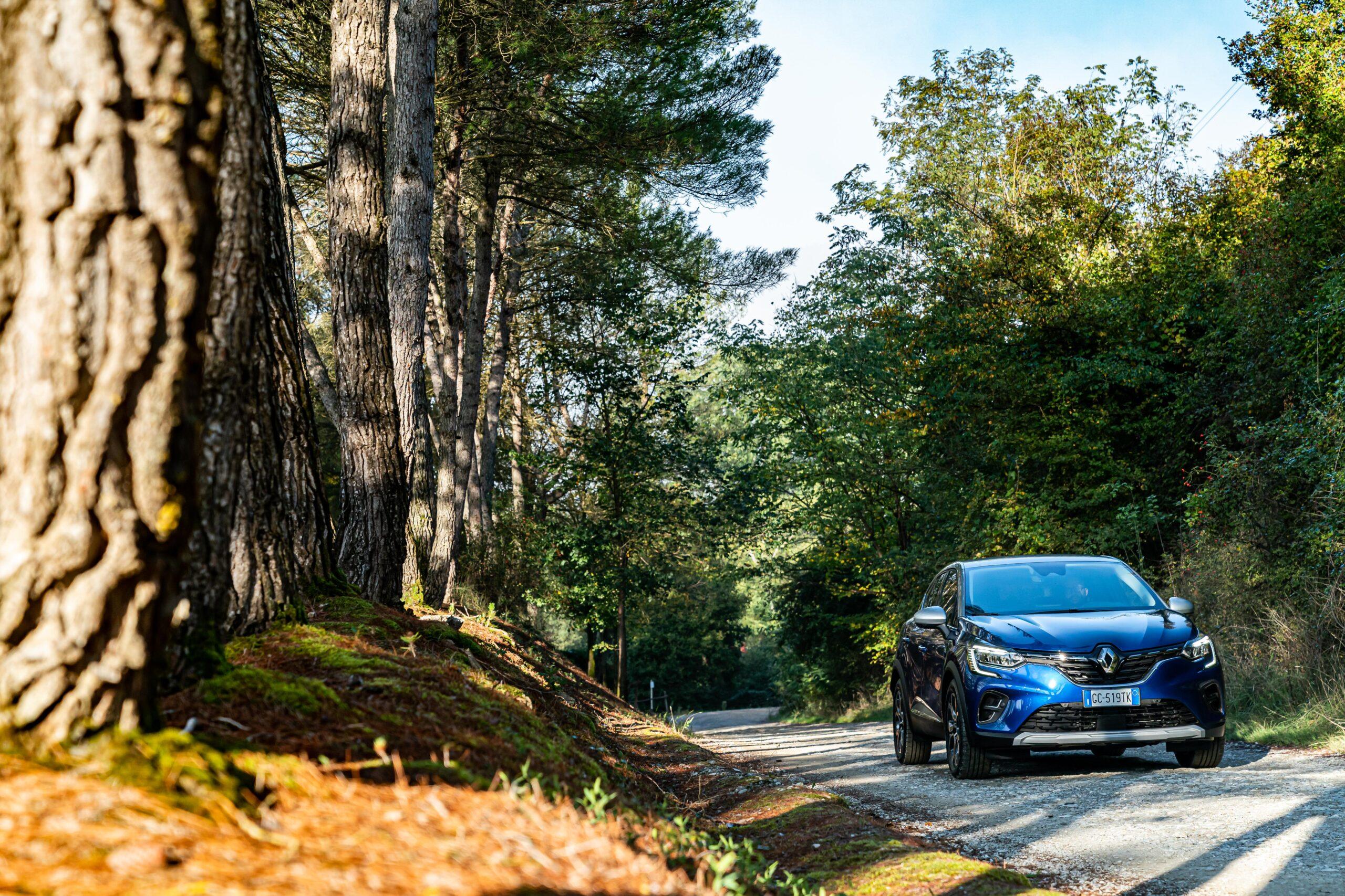 Renault Captur E-Tech, l'ibrido plug-in più a buon mercato che c'è