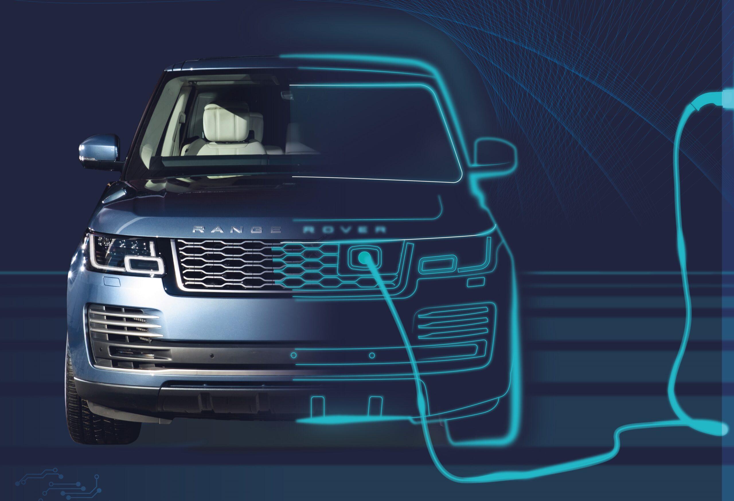 """Jaguar e Land Rover, l'ibrido è plug-in e inizia la rivoluzione """"Reimagine"""""""