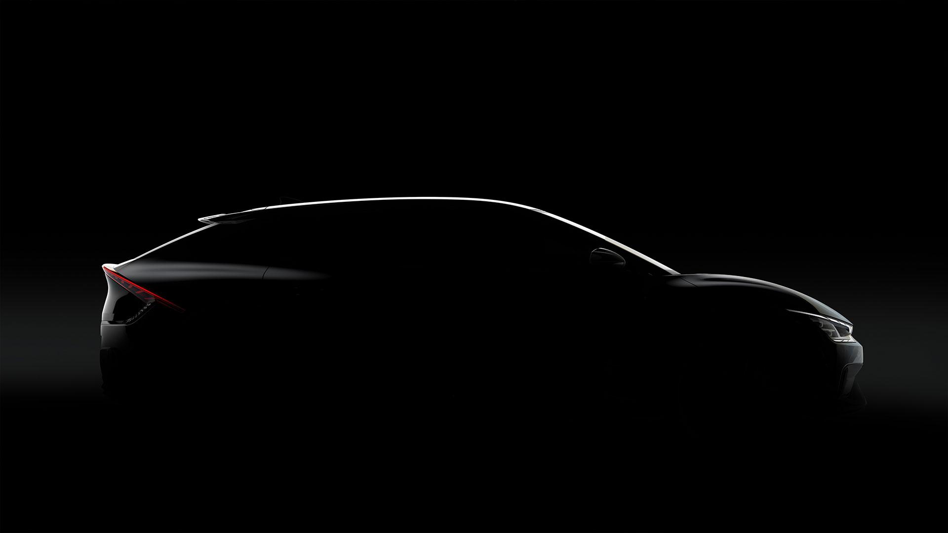 Kia EV6, prime immagini del nuovo crossover nato elettrico
