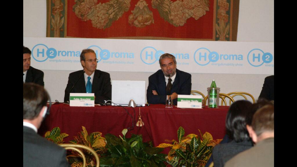 Conferenza H2Roma 2007