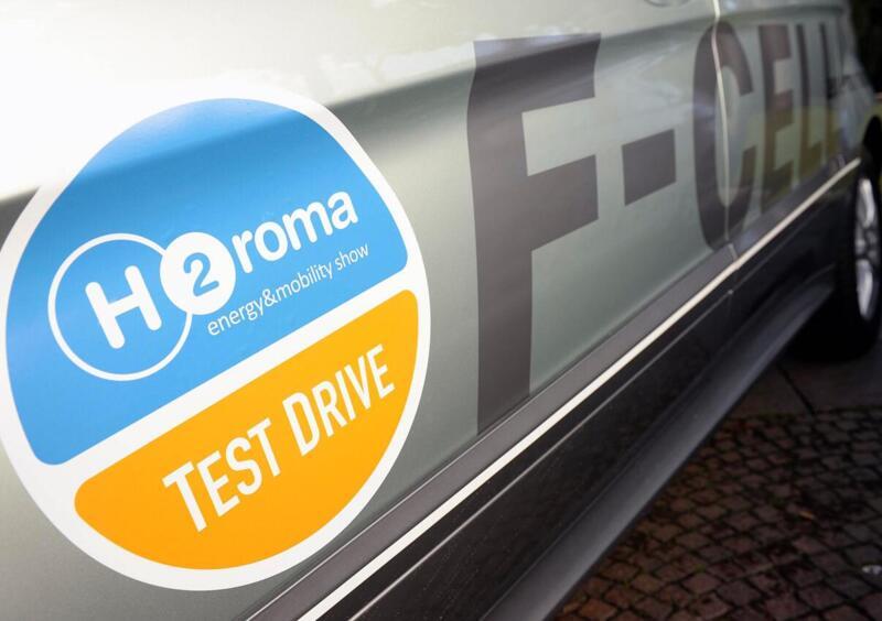 H2Roma test drive