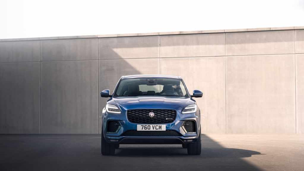 Jaguar E-Pace PHEV