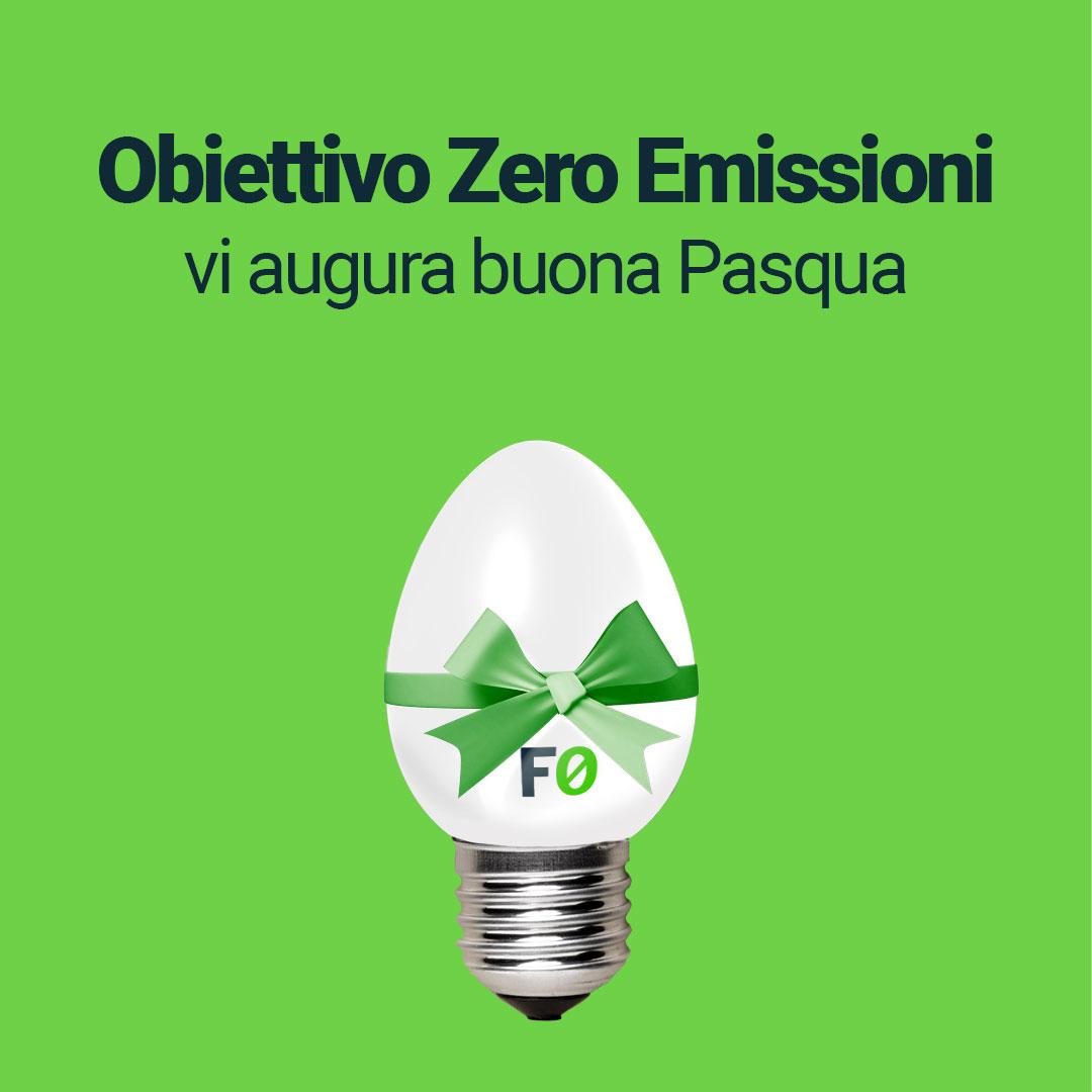 Buona Pasqua da Obiettivo Zero Emissioni