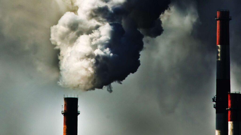 Inquinamento emissioni ciminiere