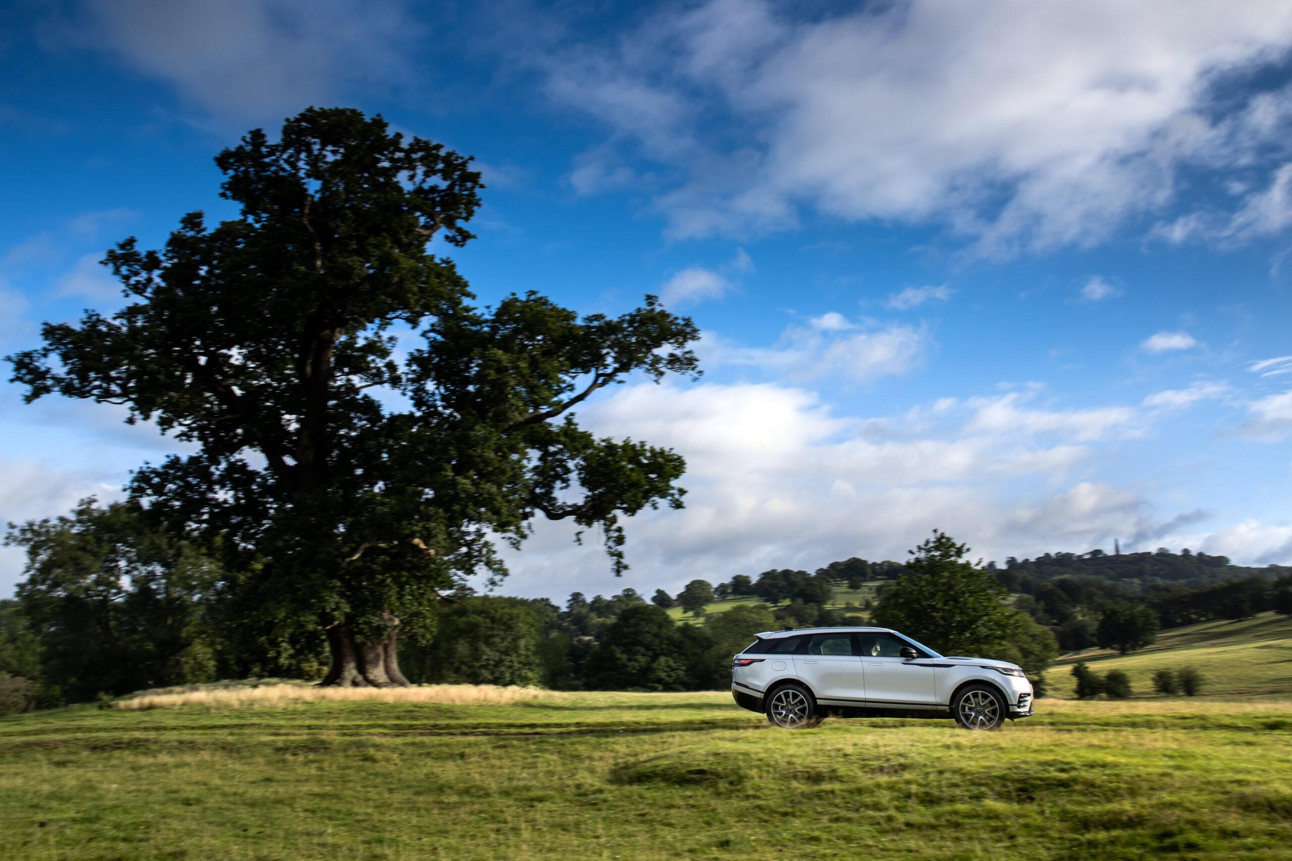 Range Rover Velar, gamma tutta elettrificata e finalmente l'ibrida plug-in