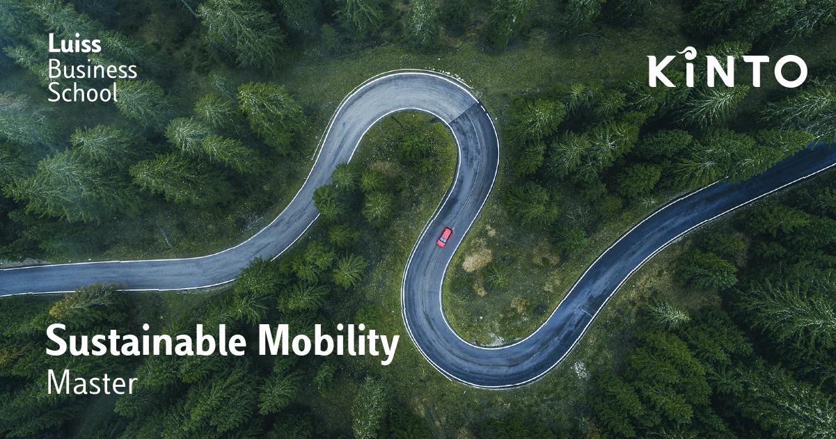 Sustainable Mobility Master della Luiss Business School, come direttore vi dico perchè è una novità assoluta