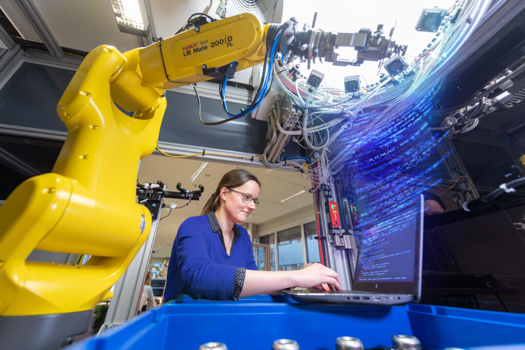 Bosch impianto produzione