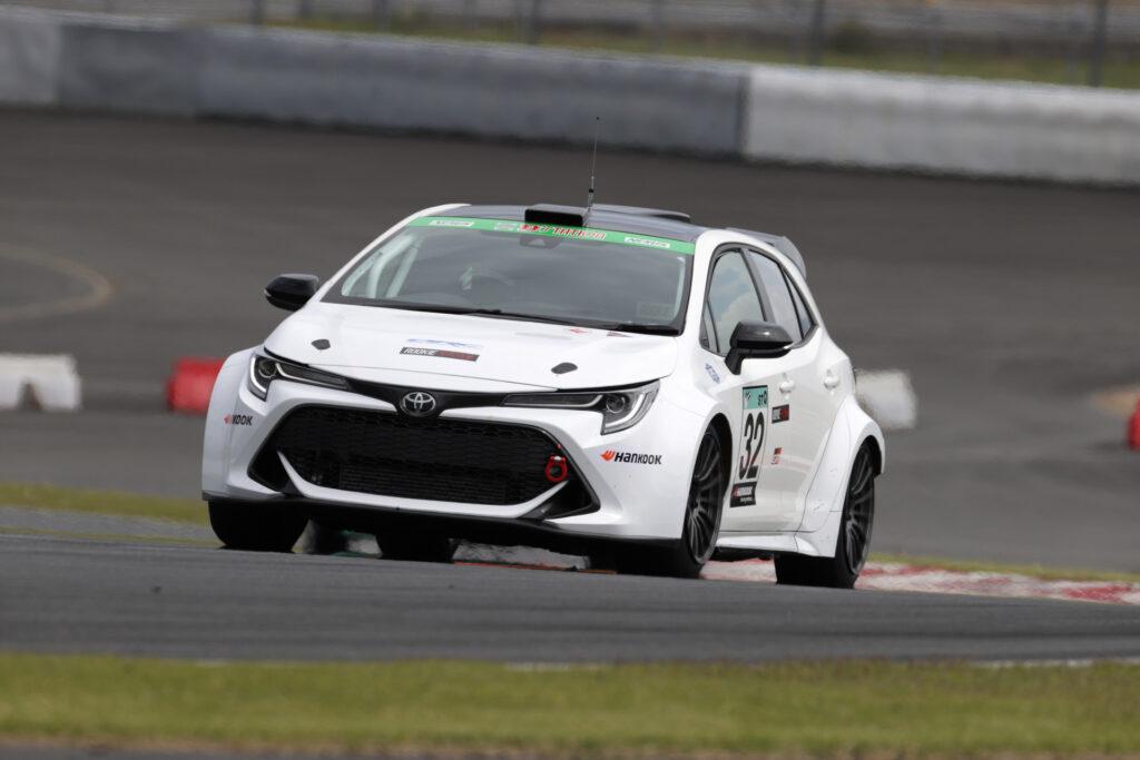 Toyota Corolla idrogeno