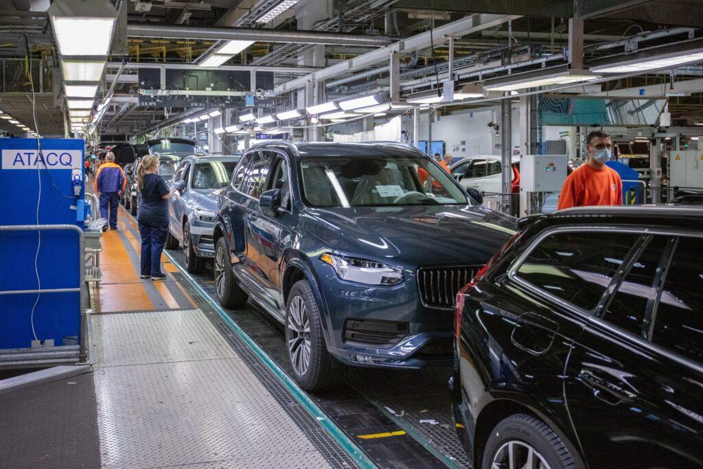 Produzione Volvo