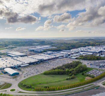 Volvo, ecco le soluzioni per la neutralità climatica della prima fabbrica di auto in Svezia
