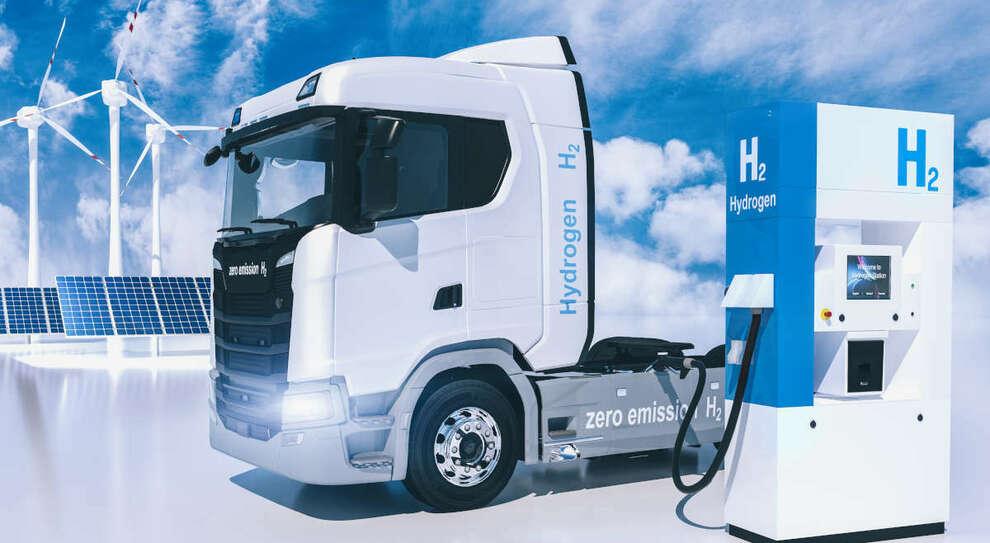 Camion idrogeno
