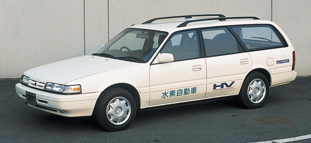 Mazda Capella Hydrogen