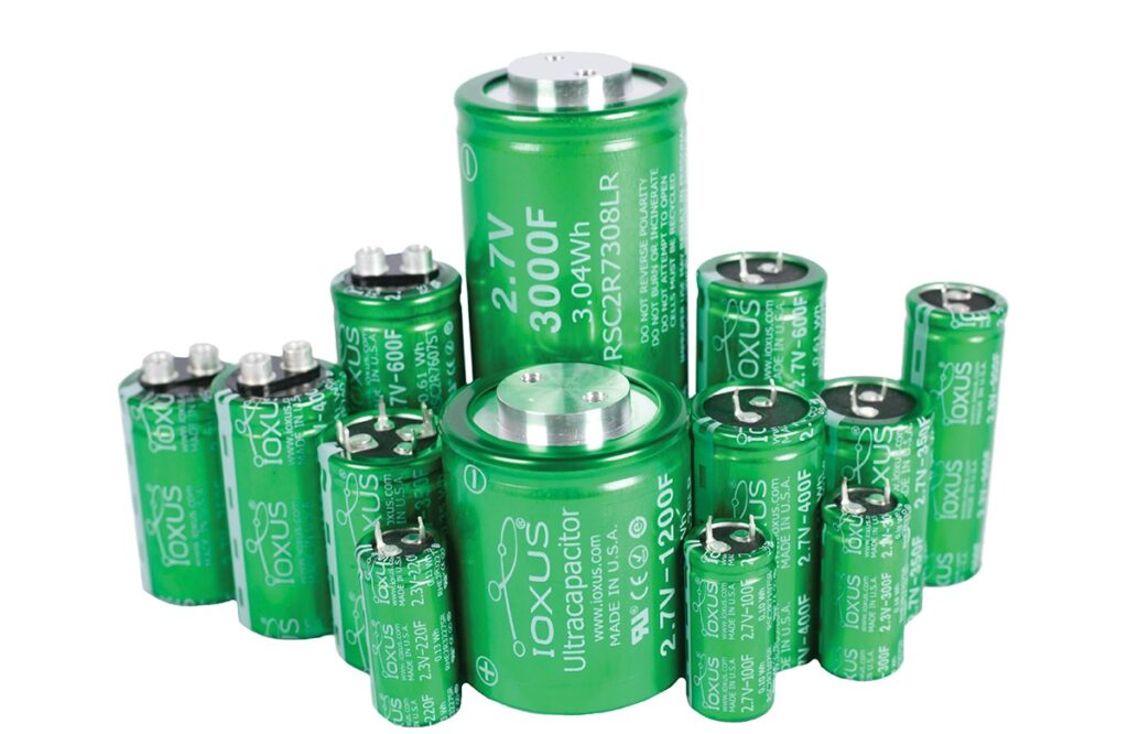 Supercondensatori ultra capacitors