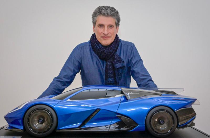 Gianfranco Pizzuto Automobili Estrema