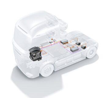 Bosch e Qingling Motors insieme per spingere l'idrogeno in Cina