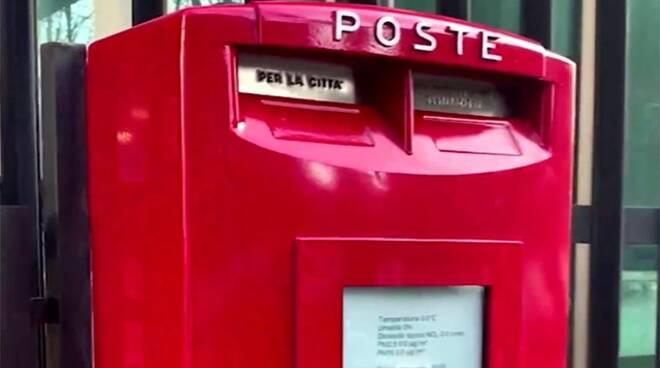 Cassetta postale smart display