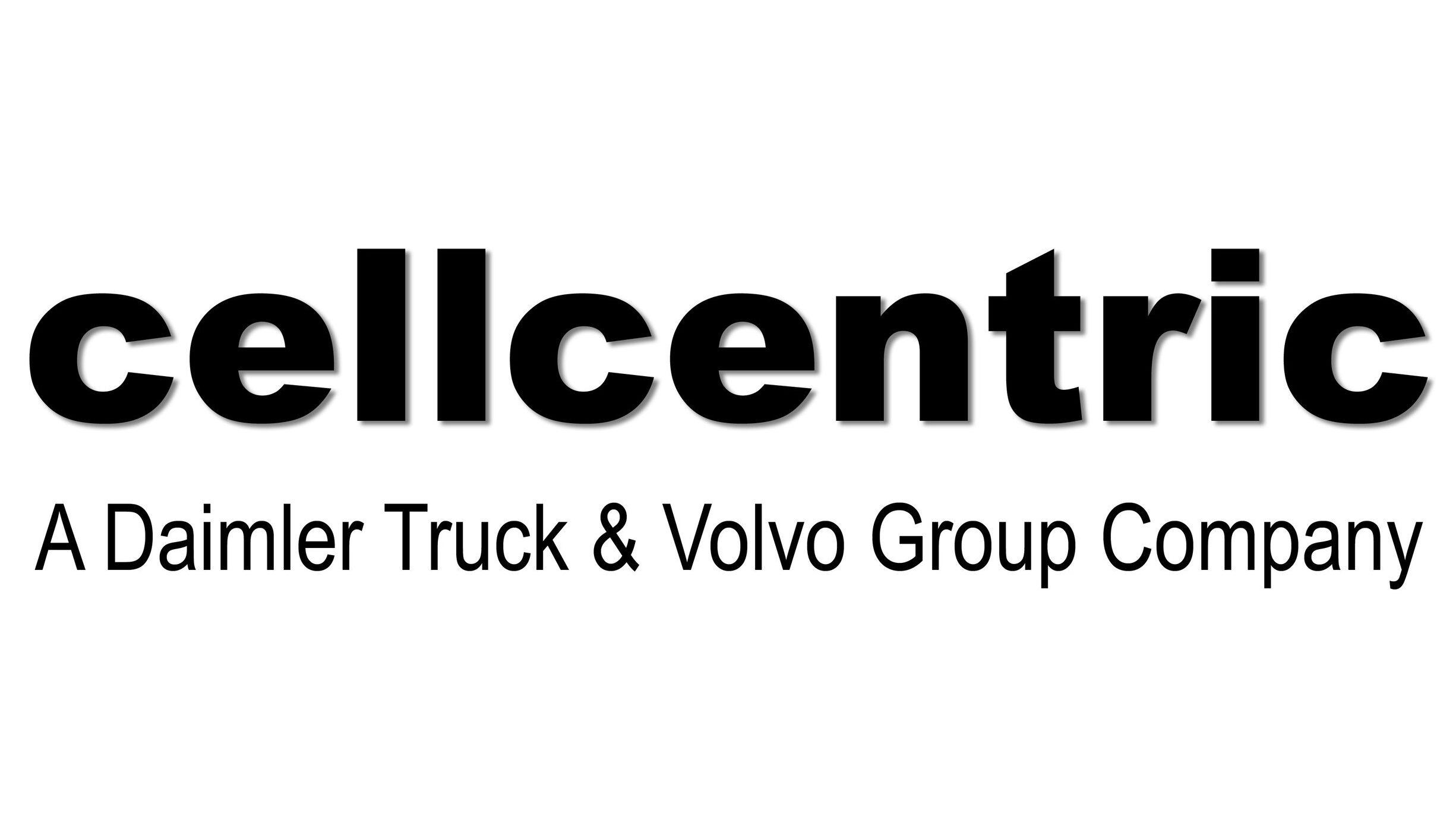 Cellcentric Daimler Volvo logo