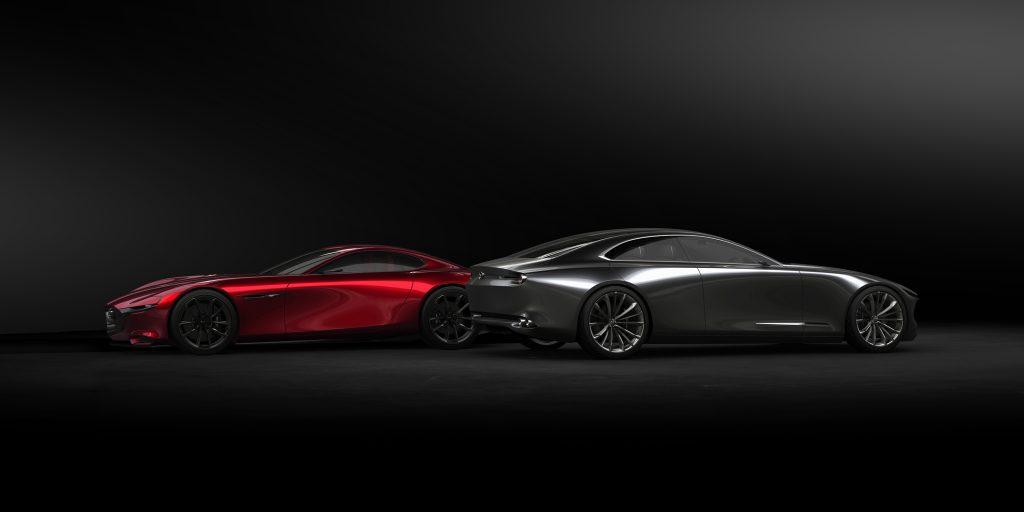 Mazda Vision Coupé RX-Vision