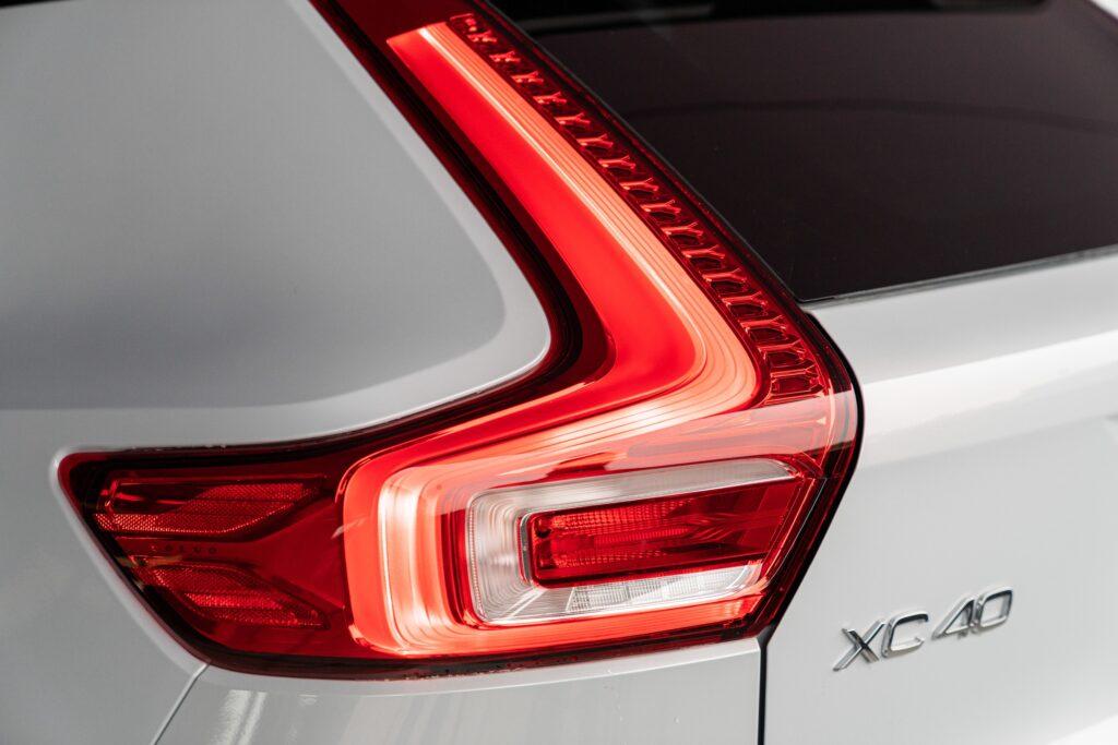 Volvo XC40 badge