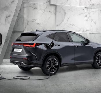Nuova Lexus Nx, subito plug-in hybrid e l'anno prossimo solo elettrica
