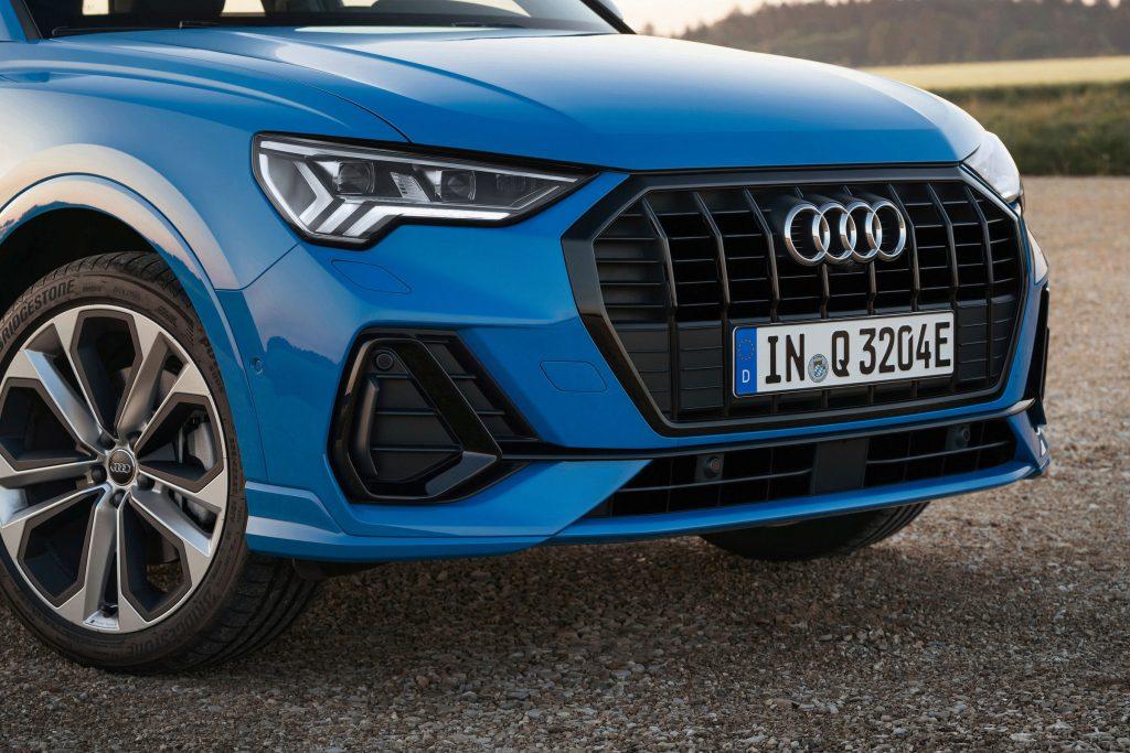 Audi Q3 plug-in hybrid muso