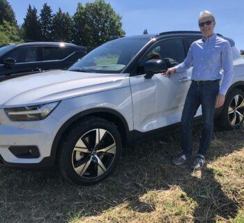 Volvo XC40 plug-in hybrid ed elettrica, la mia prova anticipa il futuro del marchio