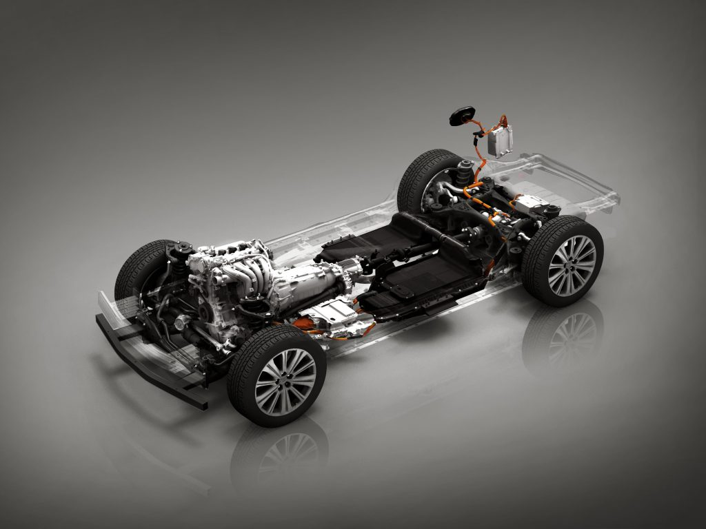 Skyactiv Multisolution Scalable Architecture