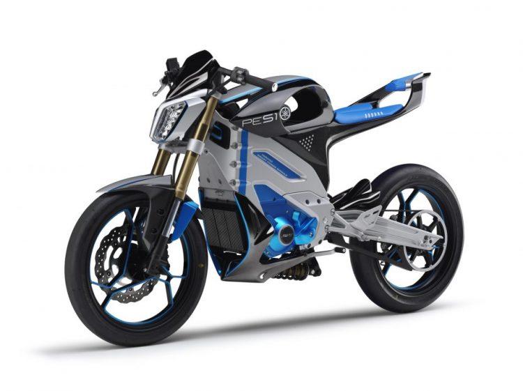 Yamaha moto elettrica