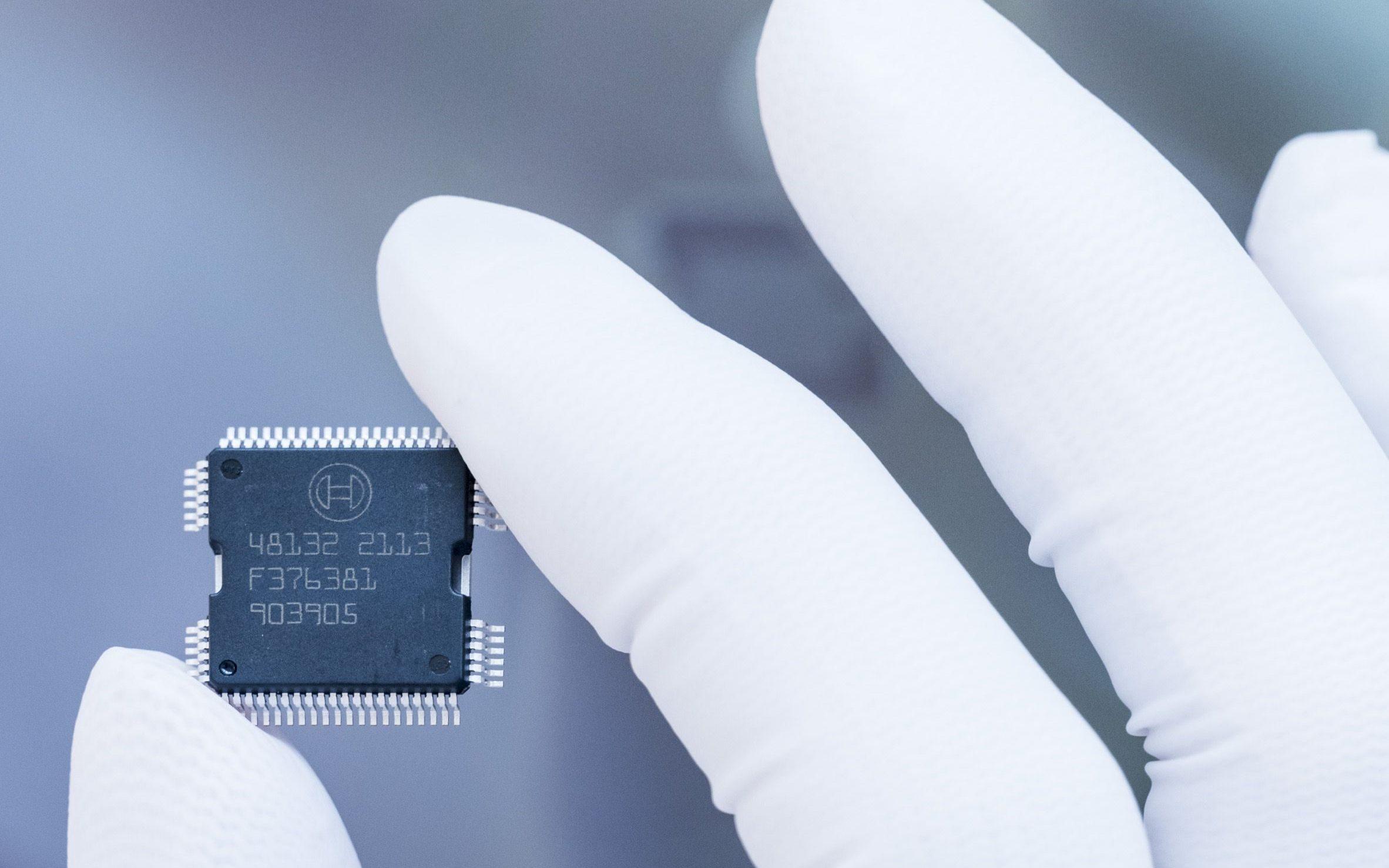 Bosch Microchip