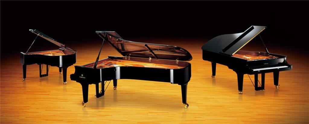 Yamaha pianoforte