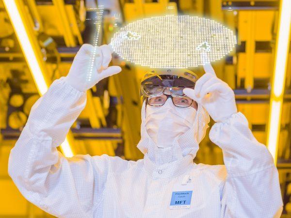 Bosch Dresda fabbrica microchip