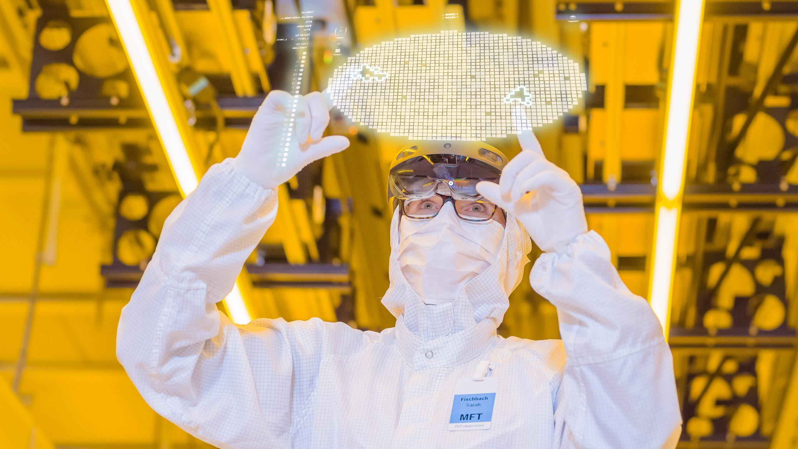 Intelligenza artificiale e gemello virtuale, quella della Bosch a Dresda è veramente la fabbrica del futuro