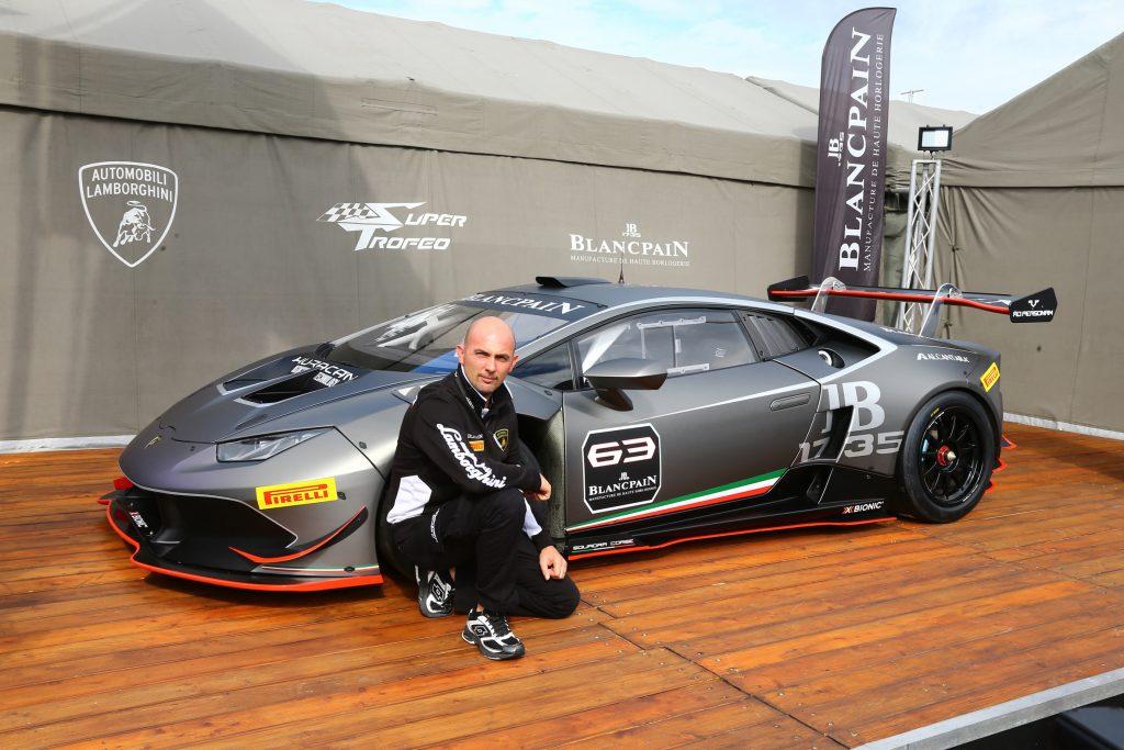 Giorgio Sanna Lamborghini