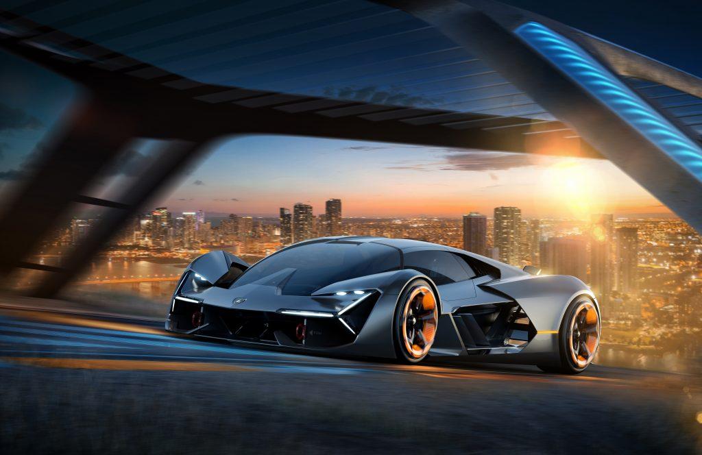 Lamborghini Terzo Millenno