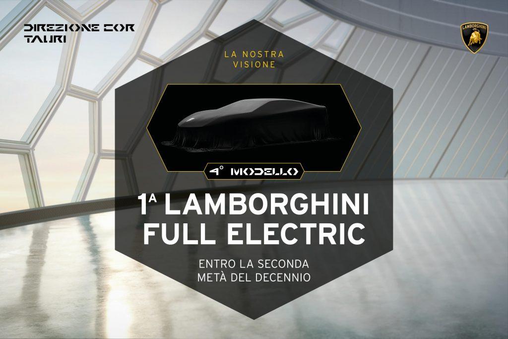Lamborghini Direzione Cor Tauri