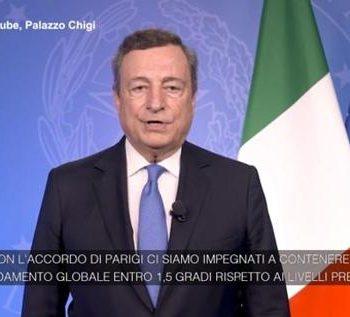 Allarme di Draghi e cambiamenti climatici, guarda il mio video sull'incredibile bugia