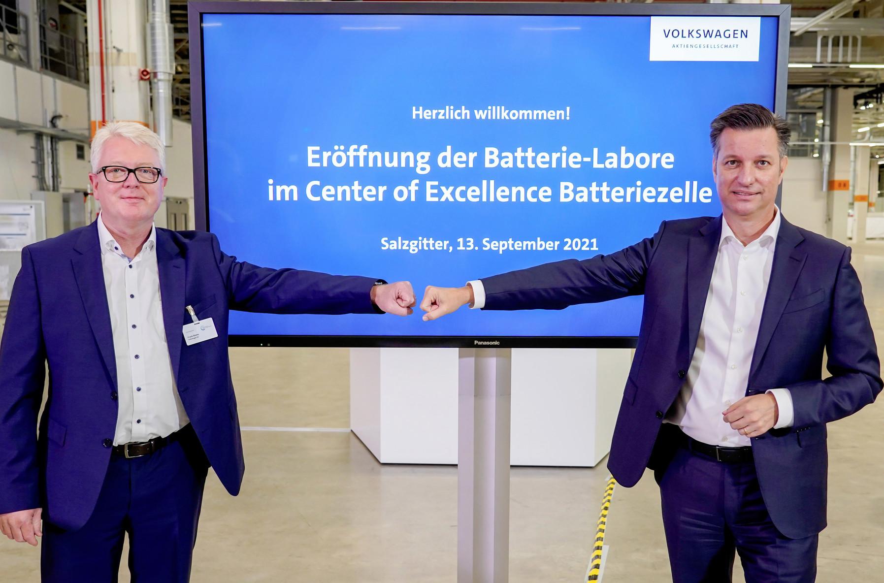 Volkswagen, a Salzgitter un nuovo centro di eccellenza per farsi le celle delle batterie dal 2025