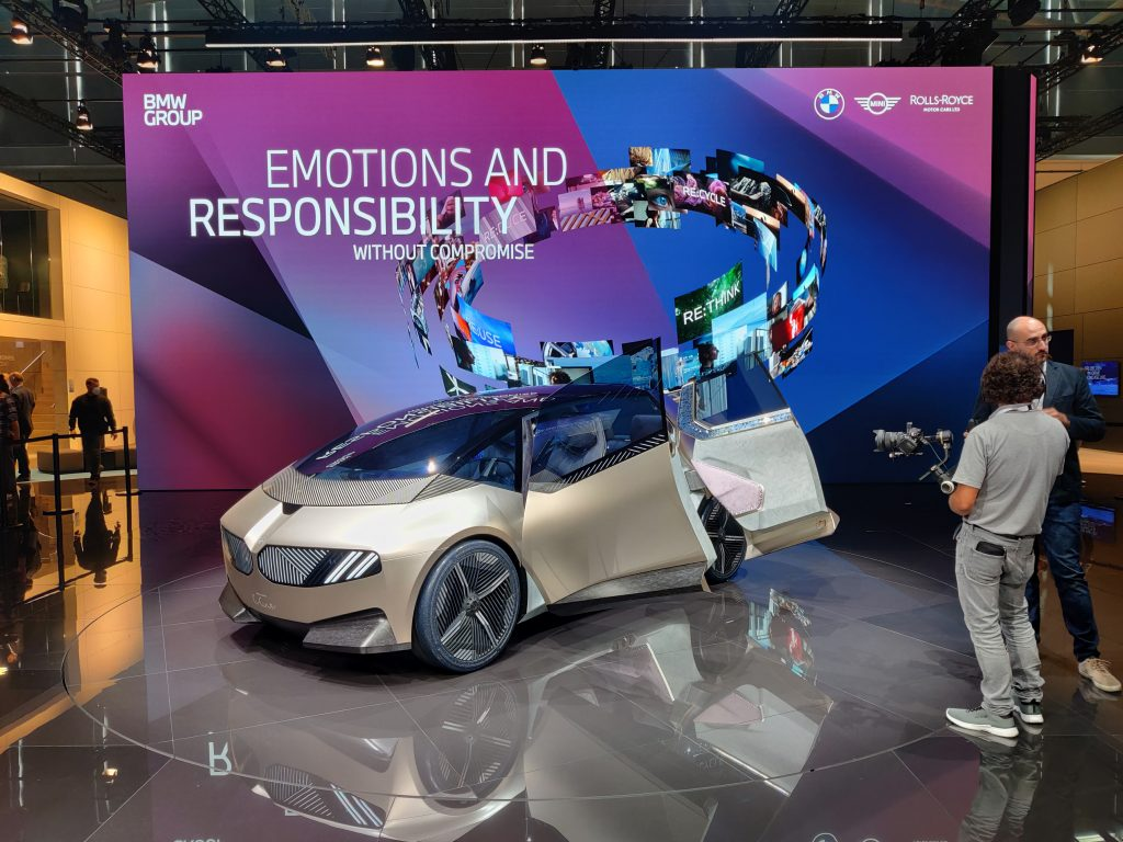 BMW Vision i Circular
