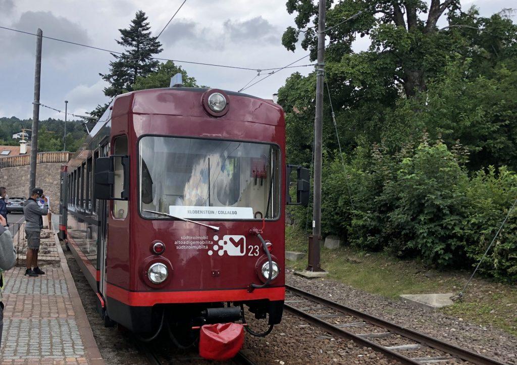Treno Alto Adige