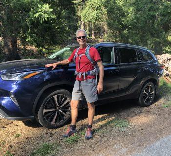 Toyota Highlander Hybrid, la mia prova sulle Dolomiti del grande Suv sette posti