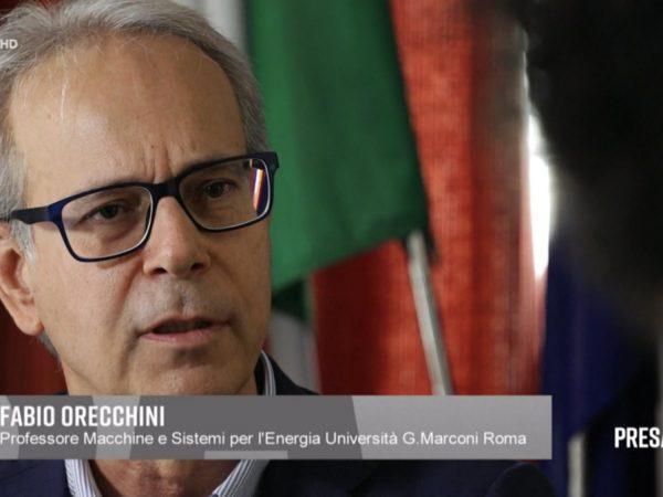 Fabio Orecchini intervista Raitre Presadiretta 2021