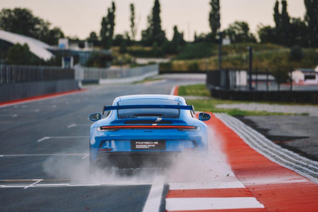 Porsche su pista Experience Center Franciacorta