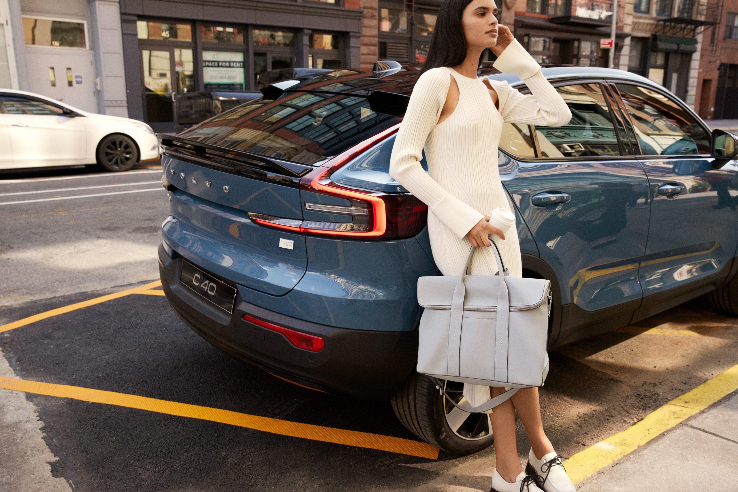 Volvo e 3.1 Phillip Lim, la borsa da viaggio diventa sostenibile