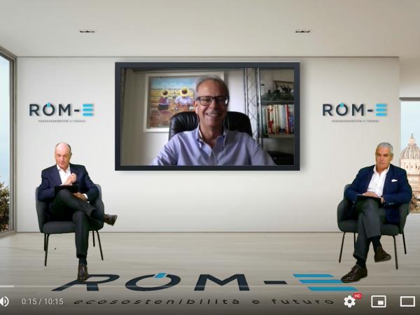 Rivoluzione mobilità intervista Rom-e