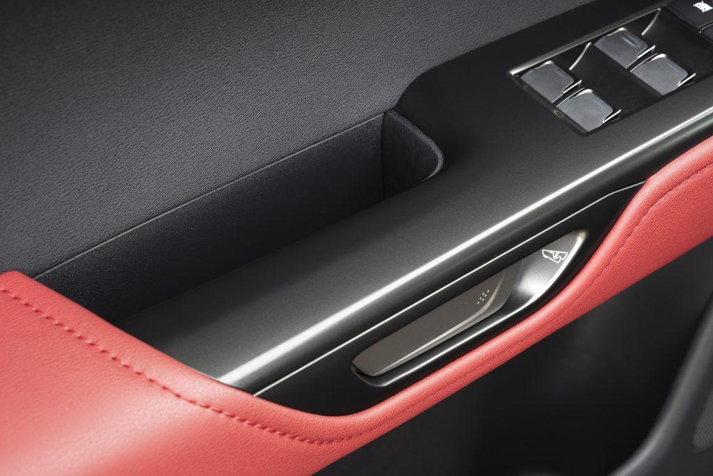 Maniglia portiere Lexus Nx